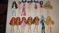 Winx club lot of 14 dolls