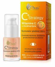 AVA C+ Strategy krem pod oczy Stymulator gładkiej skóry/ Eye cream