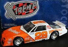 Alan Kulwicki #28 Hardee's 1/24 Action 1984 Pontiac Firebird Xtreme