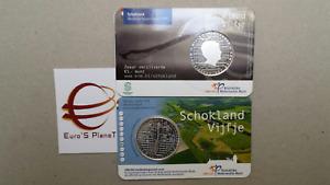 5 € 2018 Paesi Bassi pays bas Olanda Niederlande netherlands Schokland UNESCO