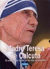 Madre teresa de calcuta. NUEVO. Nacional URGENTE/Internac. económico. RELIGION