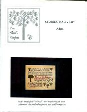 Plum Street Samplers: Stories To Live By  Adam  Chart