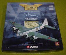 CORGI AVIATION 1/144 SCALE 48302 BOEING 299 FORTRESS IIA RAF COASTAL COMMAND