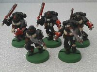 Warhammer 40k Blood Angels Death Company Painted