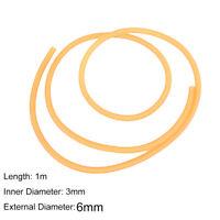 3mm x 6mm Natural Latex Slingshots Rubber Tube 1m For Slingshot Hunting QN