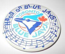 1990's Baseball Pin Coin Button Toronto Blue Jays Music Melody Canada Pinback