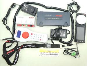 Piko SmartBox 2x Smartcontroller Smartboxlight 2x Netzteil Konvolut KA4 å