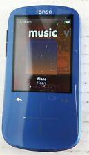SanDisk Sansa Fuze+ 4GB Digital Media MP3 Player  w/ FM Radio & Micro SD Slot