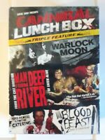 Cannibal Lunchbox - Triple Feature DVD (3-Disc Set)[ 3 Gruesome Horror Movies]