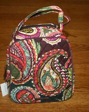 Vera Bradley Lunch Bunch Bag in Heirloom Paisley