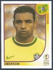 PANINI KOREA/JAPAN WORLD CUP 2002- #180-BRAZIL-EMERSON
