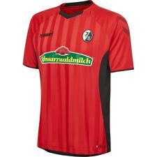 hummel SC Freiburg Trikot 2018/19 Bundesliga Heim Auswärts Trikot Neu SCF