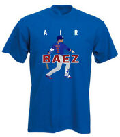 Javy Baez Chicago Cubs AIR PIC T-Shirt