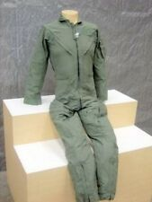 NEW ARMY NOMEX WOMENS CWU-27/P SAGE FLIGHT FLYERS SUIT COVERALLS 30 ML Jumpsuit