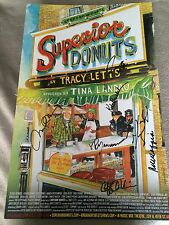 Superior Donuts OBC Signed