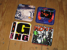 Duran Duran Album Cover COASTER Set #3