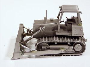"John Deere 850 Dozer - 1/60 - Precision Pewter - ""Hard Hat Collection"" - MIB"