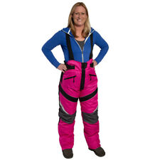 Women's Mossi F7 Snowmobile Bibs Snow Pants Winter Insulated Breathable