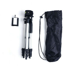 Professional Aluminium Portable Travel Tripod for Canon Nikon DSLR camera+Bag UK