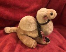 Princess Soft Toys Camel Plush Stuffed Brown