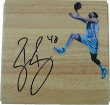 New Orleans Hornets RYAN BOWEN Signed AUTOGRAPHED BASKETBALL Floorboard Proof