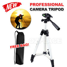 Professional Camera Tripod Digital Camrecorder Video Tilt For Nikon Canon Sony