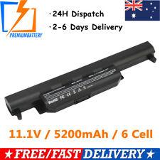 NEW Battery for ASUS K75 K55 K45 A75 A55 A32-K55 A45 A75A A75D A33-K55 A41-K55
