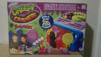 New Vintage 2003 Toy Max Creepy Crawlers Bug Maker Playset  **See Description