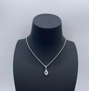 Chopard Halskette 750er / 18K Weißgold mit Diamant, Ref.: 791154-1001