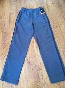 NEW Nike Virginia Tech Hokies Team Issued Gray Athletic Pants *2XL*