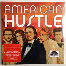 AMERICAN HUSTLE Soundtrack Color 2LP Record Store Day Black Friday 2014 Sealed