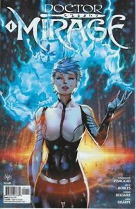 Doctor Mirage #1 NM/MT your choice of cover A B C or Blank variant D ltd series