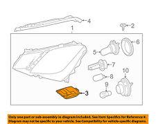 Mercedes MERCEDES-BENZ OEM Headlight Head light lamp-Control Module 2129007804