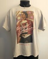 Vintage Michael Jackson This Is It T-Shirt Adult Size XL/XG Perfectly WORN