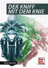 Der Kniff mit dem Knie Fahrtraining Bike Sicherheitstraining Motorrad Kurven