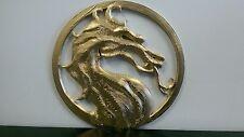 3D Printed Mortal Kombat Desktop Logo Art Xbox One PS4 Video Game