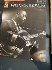 guitar music books Wes Montgomery Plus
