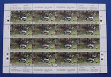 Canada (CN19) 2003 Wildlife Habitat Conservation Stamp Sheet (MNH)