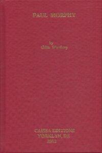 Paul Morphy (Chess Book)