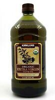 Kirkland Signature Organic Extra Virgin Olive Oil 2L (2 qt 3.6 fl oz) from Italy