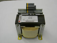 New PowerTran Step-Up Transformer 120V In 230V Out 1KVA ZE-1K-TZ  USA Made  F7