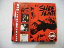 SLADE - ALIVE! - 2CD LIKE NEW CONDITION 2006 - SALVO