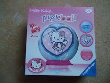Hello Kitty Puzzle Ball Jigsaw, Age 7+