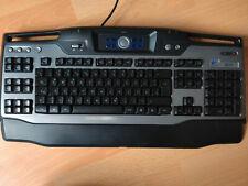 Logitech G11 Gaming Keyboard deutsches Tastaturlayout QWERTZ