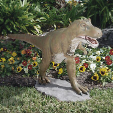 Tyrannosaurus Rex T-Rex Garden Sculpture for Home or Garden