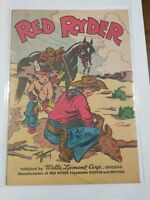 Red Ryder 1950 promo comic. Good Condition
