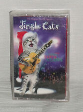 Here Comes Santa Claws by Jingle Cats Cassette, Nov 1997 Jingle Cats
