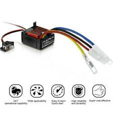 HobbyWing QuicRun 1/10 Waterproof Brushed 60A Electronic Speed Controller ESC H