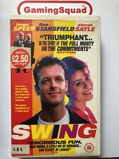 Swing VHS Video Retro, Supplied by Gaming Squad Ltd