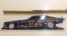 "NHRA Drag Racing Jungle Jim Funny Car Sticker For Window Toolbox 11"" Decal 3M"
